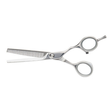 """NCS012T 1907 by Fromm Thinning Shears Irving Park 28-tooth German Steel 5.5"""""""