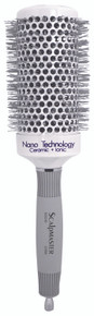 Scalpmaster Nano Technology Ceramic & Ionic Round Brush 2.75""