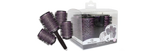 "Olivia Garden 5pc Multi Thermal Brushes: 4 Barrels + 1 Handle |Brush w/ Options| 66mm 2 1/2"" Deal"