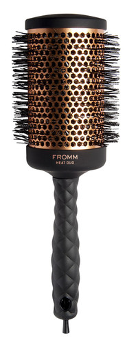 "Fromm Duo Heat Copper and Ceramic 2.5"" Round Brush"