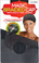 Black Front Horseshoe Braided Cap for Sew-in Hair Weaves by Magic 2282B