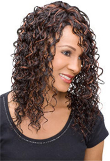"14"" Premium Synthetic Hair Water Wave Weave"