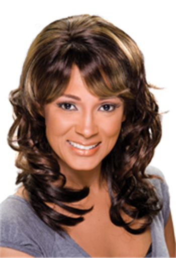 Synthetic Hair Full Wig - Kendra