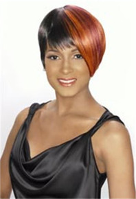 Carefree Synthetic Hair Full Wig - Annabelle