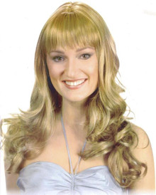 Synthetic Hair Full Wig - Krista