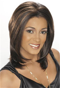 Synthetic Lace Front Wig - Aggie