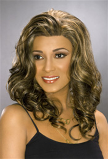 Synthetic Lace Front Wig - Melba