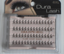 Ardell Duralash: Flare Short Black Lashes