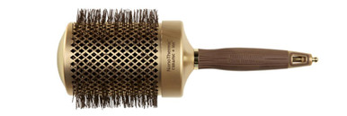 Olivia Garden Round Nano Thermic Ceramic Ion Brush NT-82 3 1/4""