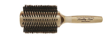 Olivia Garden Healthy Hair Boar Bamboo Brush HHB-50 3 1/4""