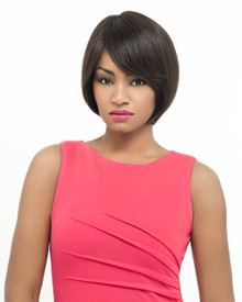 Foxy Lady Short 100% Human Hair Full Wig - Kylie