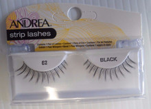 Andrea Modlash Eyelashes: 62 Black