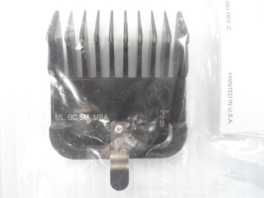 Andis Master Speed combs Guard Size 1/8""