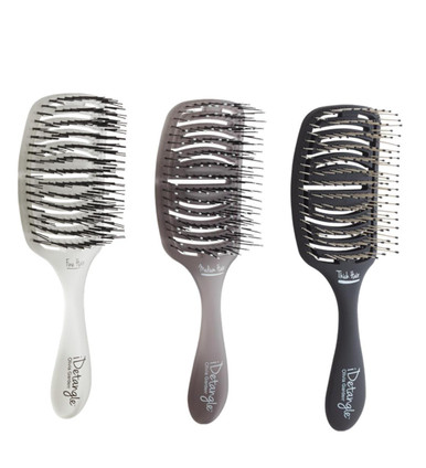 OG iDetangle iDetangle 3pc Brushes iD-FH, iD-MH, iD-TH Box Deal.