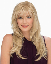 Estetica Pure Stretch Cap Long Full Wig Peace, Curly - Brown & Blonde colors R26/613