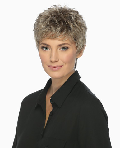 Estetica Pure Stretch Cap Short Full Wig Vikki - Brown & Blonde colors