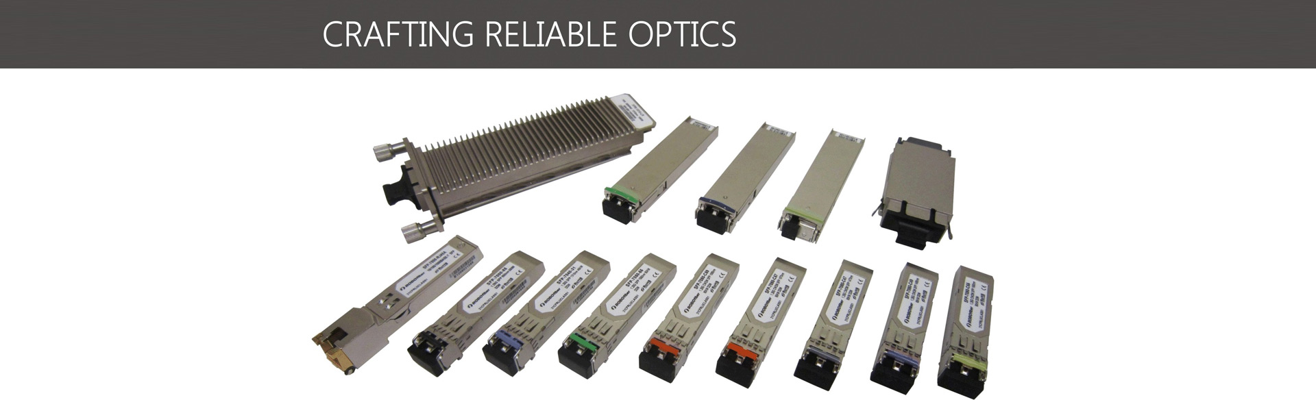 Fiber Optic Transceivers
