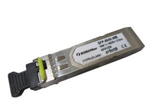 155M (FE / OC3/ STM-1) 40Km BiDi single strand SFP B type Tx:1550nm (SFP-5040-WB)