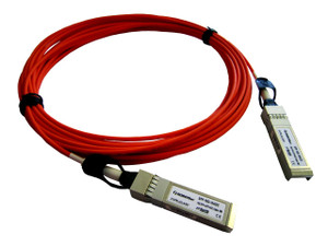 SFP-10G-10AOC SFP+ 10G direct attach active optical cable, 10m length (SFP-10G-10AOC)