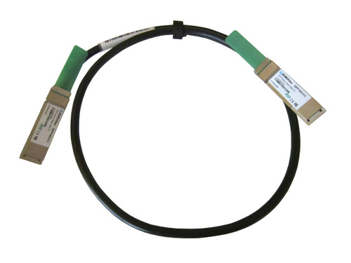 QSFP-40G-01C QSFP+ 40G direct attach passive copper cable, 1m length (QSFP-40G-01C)