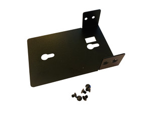 LFC-WMK - metal system with screws for wall mounting of a single LFC series media converter