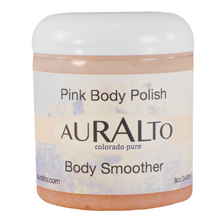 Pink Body Polish  8oz./240ml