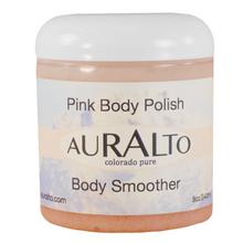 Pink Body Polish  8oz./240ml