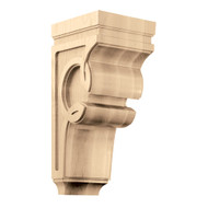 "CRV7012WO_14 ""Large Celtic Corbel White Oak"