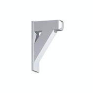 Fypon BKT10X16X4 - 9-7/8X16X4-7/16 Smooth Bracket