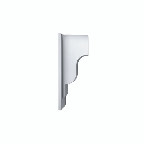 Fypon BKT11X30 - 11-1/4X30X11-1/4 Smooth Bracket