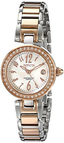 Invicta Women's 13613 Angel Analog Display Swiss Quartz Two Tone Watch [Watch]