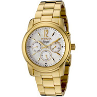 Invicta Women's 0465 Angel Collection 18k Gold-Plated Stainless Steel Watch I...