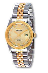 Invicta Men's 9334 II Collection Camelot Luminary Two-Tone Watch