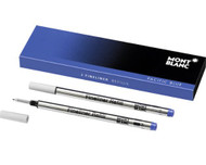 Montblanc 2 Fineliner Refills Pacific Blue 105171
