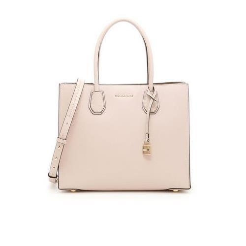 eb8cfd14783d ... MICHAEL Michael Kors Women's Mercer Tote, Soft Pink, One Size  30F6GM9T3L-187. Image 1