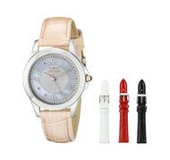 Invicta Women's 19655 Angel Analog Display Japanese Quartz Pink Watch
