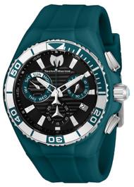 Technomarine Men's TM-115177 Cruise Quartz Black Dial Watch
