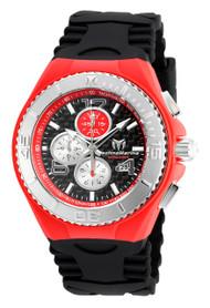 Technomarine Men's TM-115296 Cruise JellyFish Quartz Black Dial Watch