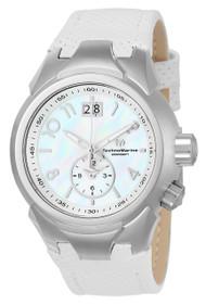TechnoMarine Women's TM-716003 Sea Dream Quartz  White Dial Watch