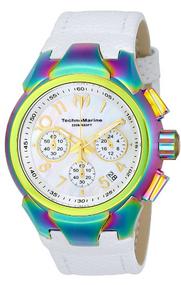 TechnoMarine Women's TM-715038 Sea Dream Quartz  White Dial Watch