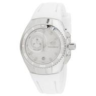 Technomarine Women's TM-115377 Cruise Original Quartz Silver Dial Watch