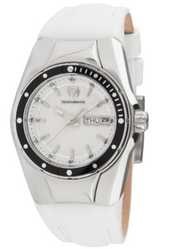 Technomarine Women's TM-115389 Cruise Quartz Silver Dial Watch