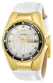 Technomarine Women's TM-115391 Cruise Quartz Silver Dial Watch