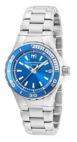 Technomarine Women's TM-215006 Sea Manta Quartz Blue Dial Watch