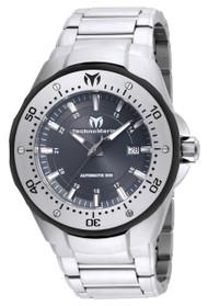 Technomarine Men's TM-215094 Manta Automatic Charcoal Dial Watch
