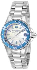 Technomarine Women's TM-216007 Manta Quartz White Dial Watch