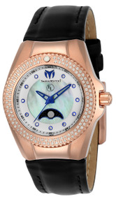 Technomarine Women's TM-416021 Eva Longoria Quartz 3 Hand White Dial Watch