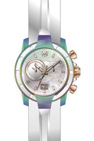 TechnoMarine Men's TM-615017 UF6 Men Quartz 3 Hand White Dial Watch