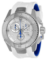TechnoMarine Men's TM-616001 UF6 Men Quartz  Silver Dial Watch