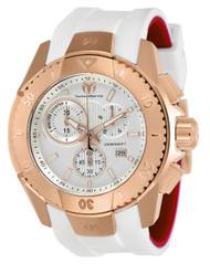 TechnoMarine Men's TM-616006 UF6 Men Quartz  Silver Dial Watch